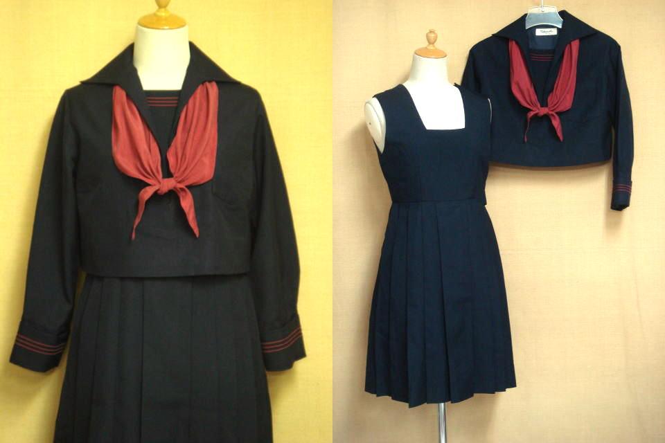 ルーテル学院中学・高等学校-冬服