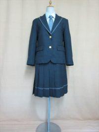 大阪府 相愛高等学校の冬服買い取り