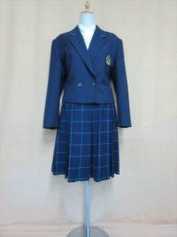 京都府 京都産業大学付属高等学校の冬服買い取り